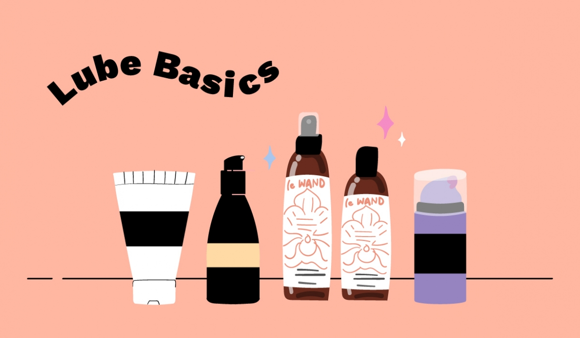 Lube 101: The Best Lubes for All Kinds of Sex