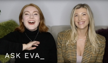 Meet Our Resident Sex Researcher and the Face Behind Ask Eva