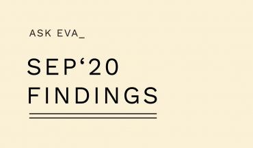 Ask Eva September Survey Findings on Sex Education