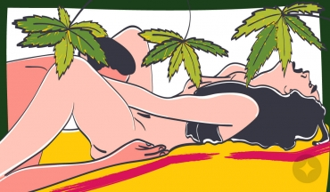 Cannabis Sex: 9 Ways to Get Your Pussy Stoned