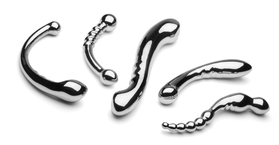 Le Wand Stainless Steel Sex Toys Collection by Alicia Sinclair