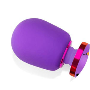 Le Wand Feel My Power Special Edition is made from 100% body-safe silicone