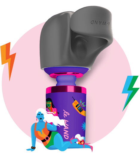 Le Wand Loop Silicone Attachment