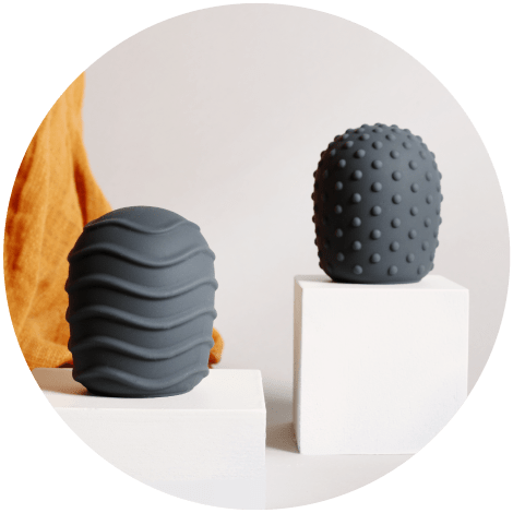 Le Wand Silicone Texture Covers
